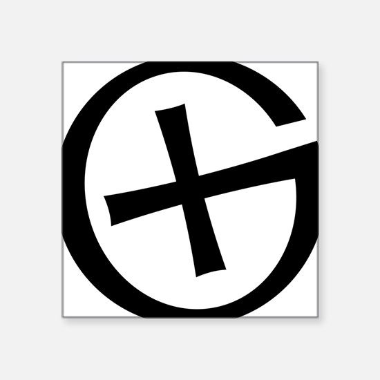 Geocaching symbol Sticker