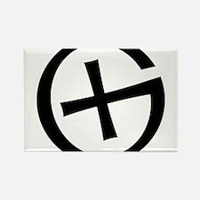 Geocaching symbol Magnets