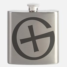 Geocaching symbol Flask
