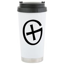 Geocaching symbol Travel Mug