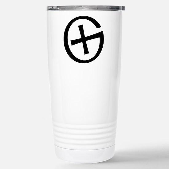 Geocaching symbol Travel Mug