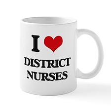 I love District Nurses Mugs