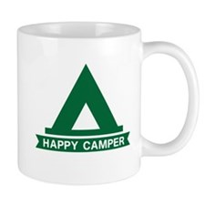 Happy camper Mugs