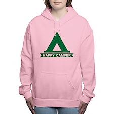 Happy camper Women's Hooded Sweatshirt