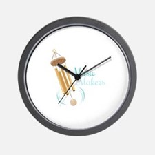 Music Makers Wall Clock