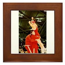 NCAA Champ Framed Tile