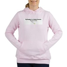 daughter_black.png Women's Hooded Sweatshirt