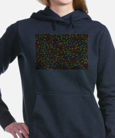 Multiplying Multiples Women's Hooded Sweatshirt