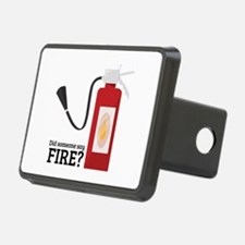 Fire Alarm Hitch Cover