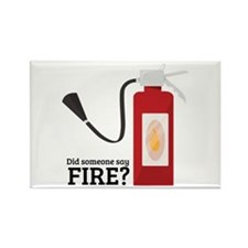 Fire Alarm Magnets