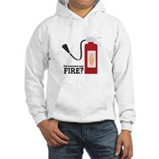 Fire Alarm Hoodie