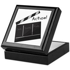 Action! Keepsake Box
