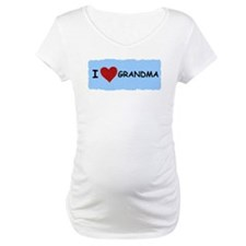I LOVE GRANDMA Shirt