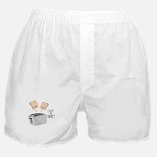 Seize The Toast Boxer Shorts