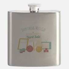 Everything Must Go! Flask