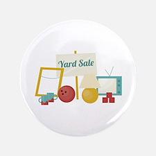 """Yard Sale 3.5"""" Button"""