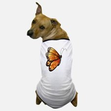 A colorful butterfly Dog T-Shirt