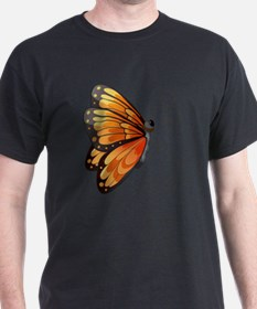 A colorful butterfly T-Shirt