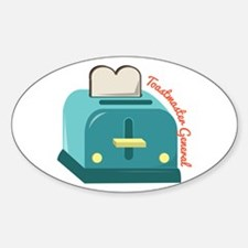 Toastmaster General Decal