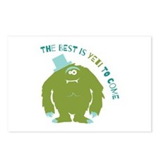 The Best Is Yeti To Come Postcards (Package of 8)