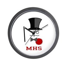 Morton High School <BR>Wall Clock