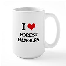 I love Forest Rangers Mugs