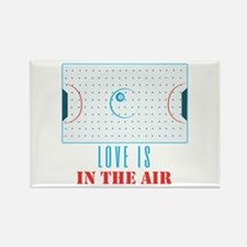 Love Is In The Air Magnets