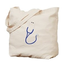 Stethescope Tote Bag