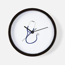 Stethescope Wall Clock