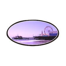 Purple Hearts Pier Patches