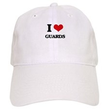 I love Guards Baseball Cap