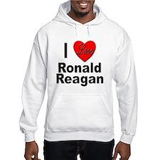 I Love Ronald Reagan Jumper Hoody