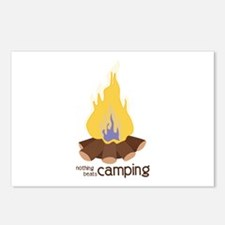 Nothing Beats Camping Postcards (Package of 8)