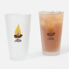 Care For Smore Drinking Glass