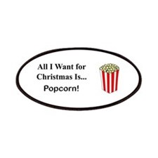 Christmas Popcorn Patches