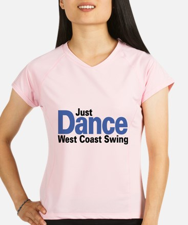 Just Dance West Coast Swin Performance Dry T-Shirt