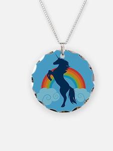 Unicorn Rainbow Fantasy Necklace