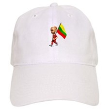 Lithuania Girl Baseball Cap