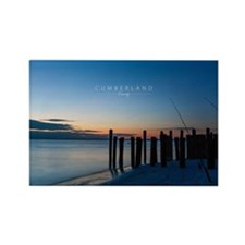 Cumberland County. Rectangle Magnet (10 pack)