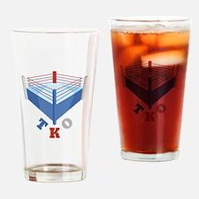 TKO Drinking Glass