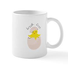Break Free Mugs