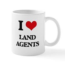 I love Land Agents Mugs