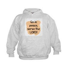 Go in peace serve lord Hoody