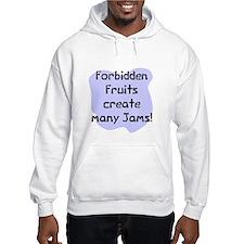 Forbidden fruits jam Jumper Hoody
