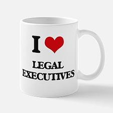 I love Legal Executives Mugs