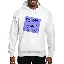 Follow your bliss Jumper Hoody