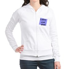 Follow your bliss Jumper Hoody Pullover