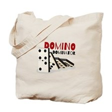 Domino Dominator Tote Bag