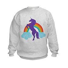 Cute Unicorn Fairy Tale Sweatshirt