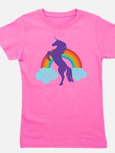 Cute Unicorn Fairy Tale Girl's Tee